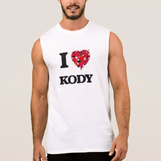 Amo Kody Camisetas Sin Mangas