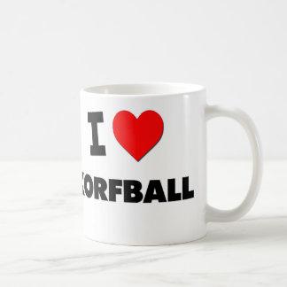 Amo Korfball Tazas De Café