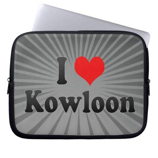 Amo Kowloon, Hong Kong Fundas Portátiles