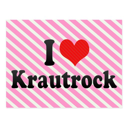 Amo Krautrock Postal