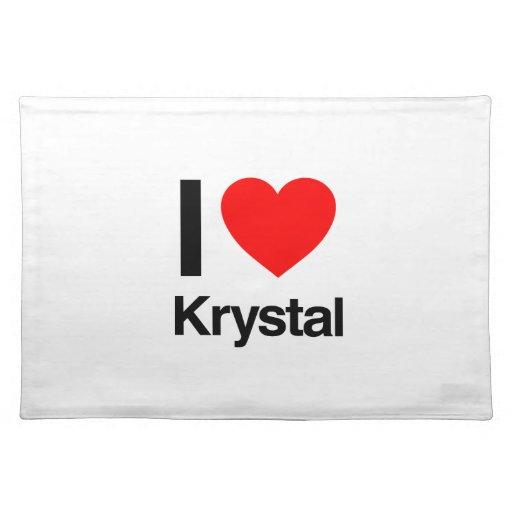 amo krystal mantel individual