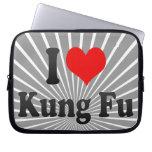 Amo Kung Fu Fundas Portátiles