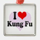 Amo Kung Fu Ornamento Para Reyes Magos