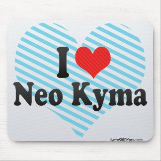 Amo Kyma neo Alfombrillas De Raton