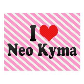 Amo Kyma neo Tarjetas Postales