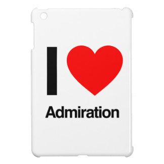 amo la admiración