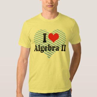 Amo la álgebra II Playera