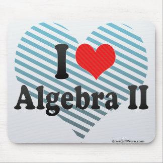 Amo la álgebra II Tapete De Raton