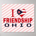 Amo la amistad, Ohio Poster