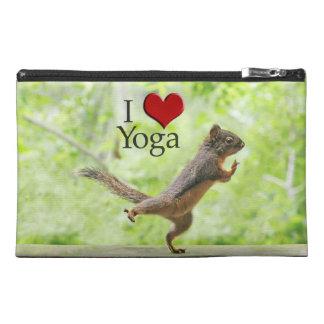 Amo la ardilla de la yoga