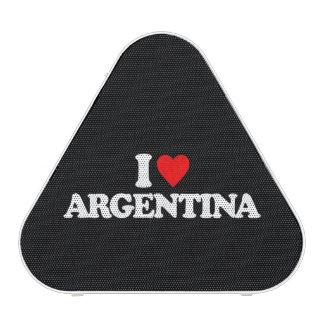 AMO LA ARGENTINA ALTAVOZ BLUETOOTH