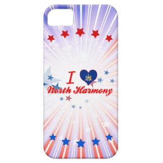 Amo la armonía del norte Nueva York iPhone 5 Case-Mate Cobertura