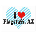 Amo la asta de bandera, AZ Tarjetas Postales