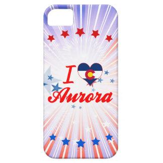 Amo la aurora, Colorado iPhone 5 Case-Mate Funda