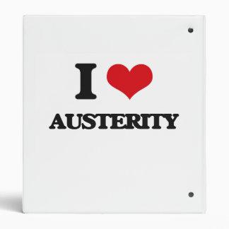 """Amo la austeridad carpeta 1"""""""