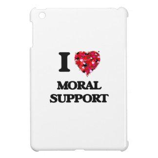 Amo la ayuda moral