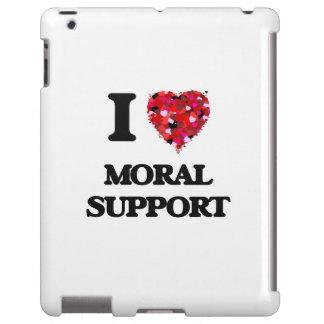 Amo la ayuda moral funda para iPad