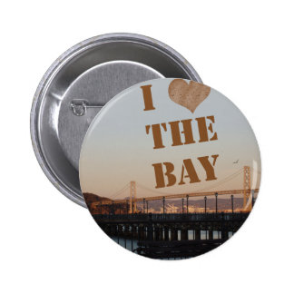 ¡Amo la bahía! Pins