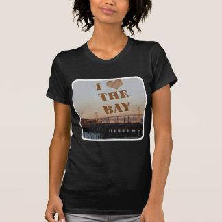 ¡Amo la bahía! Remeras