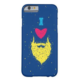 Amo la barba funda barely there iPhone 6