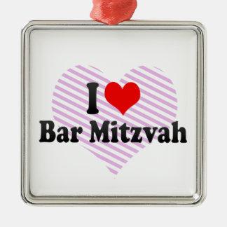 Amo la barra Mitzvah Ornamento Para Reyes Magos