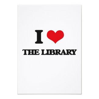 Amo la biblioteca