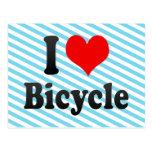 Amo la bicicleta postal