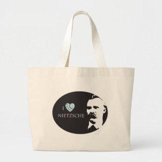 Amo la bolsa de asas de Nietzsche