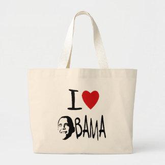 Amo la bolsa de asas de obama