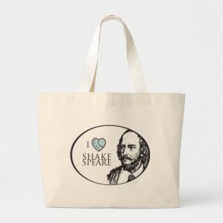 Amo la bolsa de asas de Shakespeare