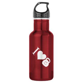 Amo la botella de Kettlebell (KETTLEBELL SMIRKING)