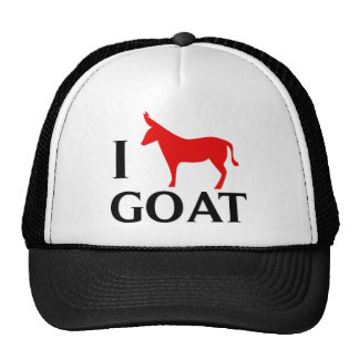 Amo la cabra gorro de camionero