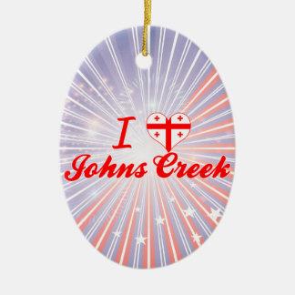 Amo la cala de Johns, Georgia Adorno De Reyes