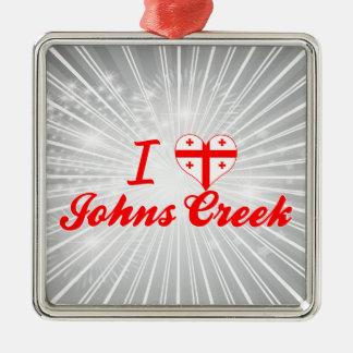 Amo la cala de Johns, Georgia Ornatos