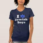Amo la camisa de chico judía
