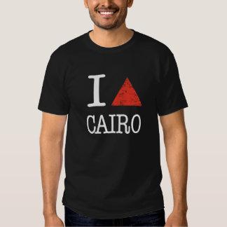 Amo la camisa de El Cairo (oscura)