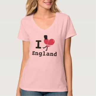Amo la camisa de Inglaterra