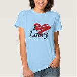 Amo la camisa de Larry