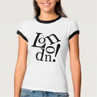 Amo la camisa de Londres