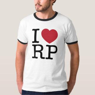 Amo la camisa de Ron Paul