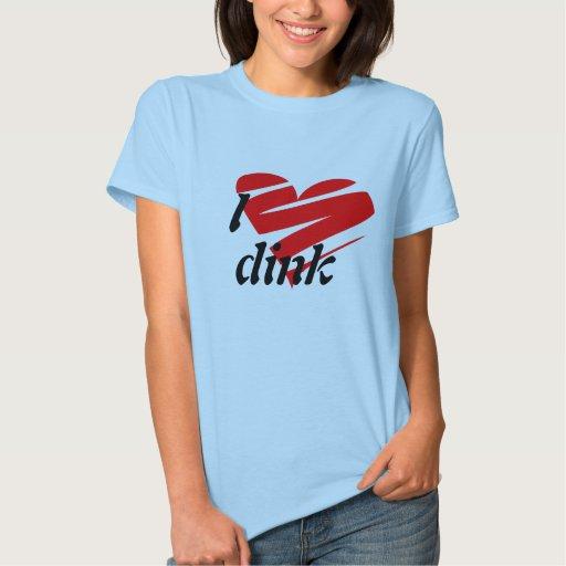 Amo la camisa del dink