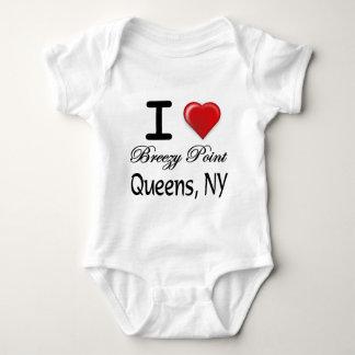 Amo la camisa ventosa del alivio del Queens NY del