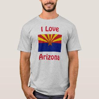 Amo la camiseta de Arizona