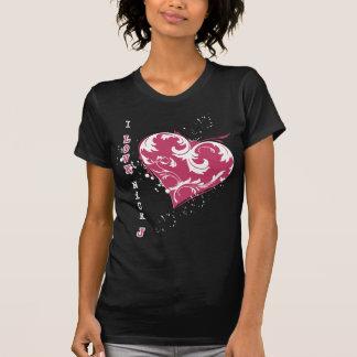 amo la camiseta de Jonas de la mella Playera