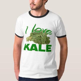 Amo la camiseta de la COL RIZADA Remeras
