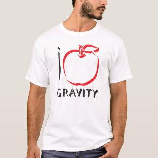 AMO la camiseta de la GRAVEDAD