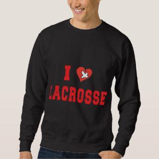 Amo la camiseta de la oscuridad de LaCrosse Jersey