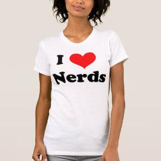 Amo la camiseta de los empollones
