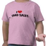 Amo la camiseta de los mercadillos caseros