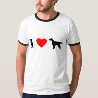 Amo la camiseta de los organismos de Gordon